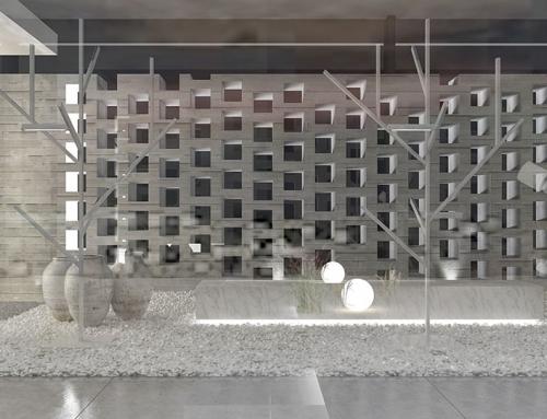 Casa Concrete en Ibiza